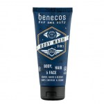 Benecos Men Body Wash 3in1